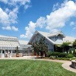 NC Arboretum Greenhouse.