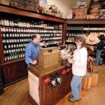 Customers find special gifts and great service at Mast General Stores.