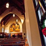 Christmas at the Chapel of the Prodigal.