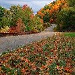 Cherohala Highway runs through ancient Cherokee territory.