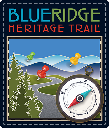 Blue Ridge Heritage Trail Logo