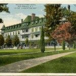 Hot Springs Mountain Park Hotel Postcard