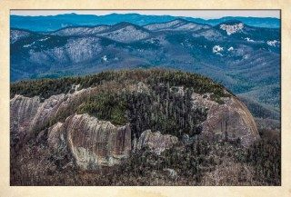 Looking Glass Rock, Blue Ridge Parkway