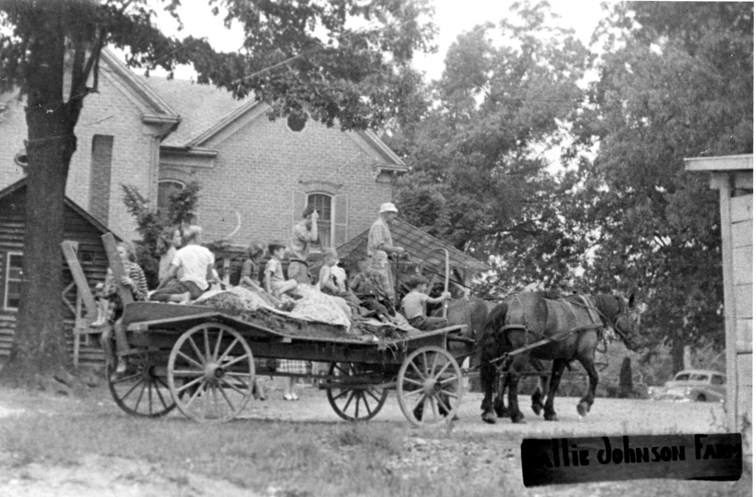 Historic Johnson Farm Hendersonville Nc Blue Ridge