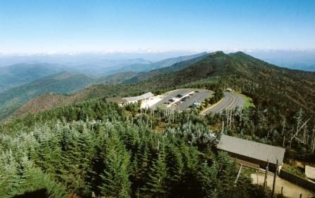 Mount Mitchell State Park Camping