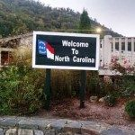 I-40 W NC Welcome Center