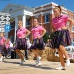 Dancers at the Mountain Heritage Festival. Photo courtesy of Chamber of Commerce.
