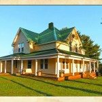 Historic Crouse House, Sparta, (courtesy of Imaging Specialists, Inc.)