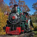 Beautifully restored Engine #12.
