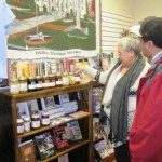 Visit the Wilkes Heritage Museum Gift Shop and pick-up local jams, honey, crafts and more for yourself or as a gift.