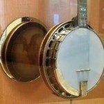 One of Earl's banjos. Photo courtesy of Phillip Lane.
