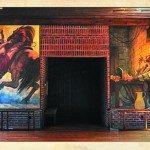 Ben Long Fresco, Wilkesboro
