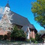 St. Paul's Church, Wilkesboro, NC.
