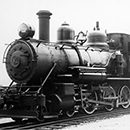 Engine #12, historical image.