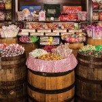 Take a walk down Memory Lane in the Candy Barrel section of the Mast Store. Barrels overflowing with old-fashioned candy have been called better than Halloween. You'll find old favorites and new ones, too.