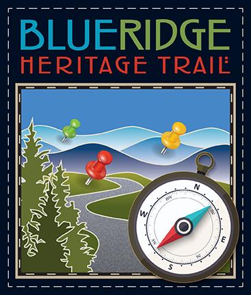 Blue Ridge Heritage Trail Logo