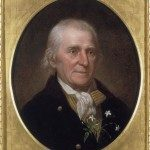 """William Bartram by Charles Willson Peale, from life, c. 1808""   ""Courtesy Independence National Historical Park"""