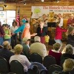 Music and Dance at the Orchard 2
