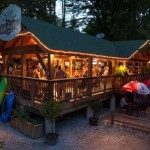 One of two riverside restaurants, Big Wesser BBQ & Brew is the place to be in summertime. With live music every weekend, delicious southern cuisine, and local craft beers, it's the best venue to experience all the river has to offer.