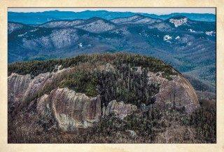 Looking Glass Rock, Blue Ridge Parkway