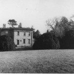 The Meadows, another large estate. Photo courtesy NC Archives.