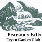 Pearson's Falls Logo