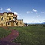 One of many wineries in the Yadkin Valley