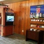 Interactive kiosk leads visitors to site on Blue Ridge Heritage Trail