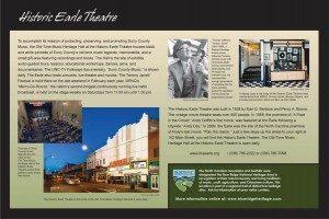 Historic Earle Theatre