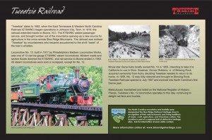 Tweetsie Railroad Sign