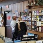 Travel information brochures