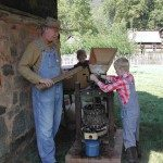 Living history lesson at GSMNP.