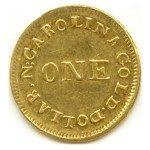 Bechtler Minted Gold Dollar